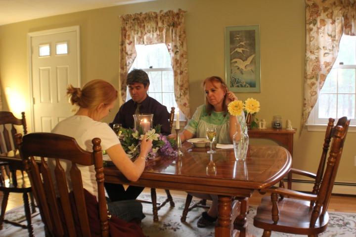 dinnerwithfamily