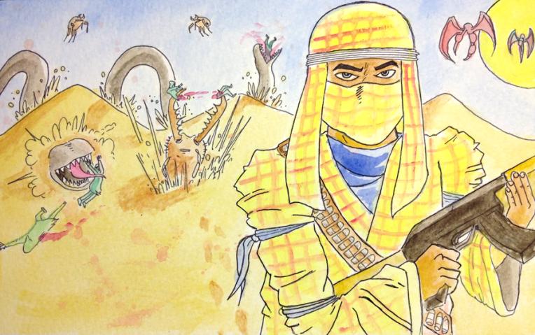 deserttrap