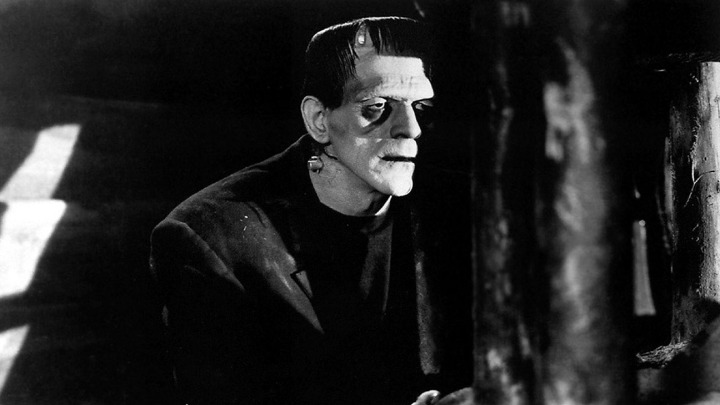 Frankenstein (1931) Directed by James Whale Shown: Boris Karloff